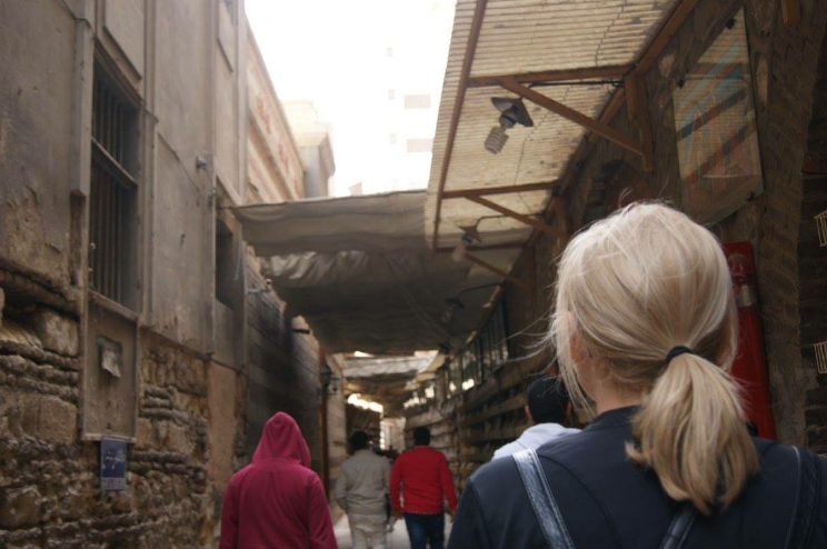 egyptcairo-ancient streets