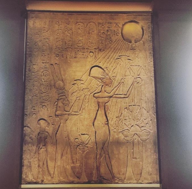 egyptcairomuseumsungoddess
