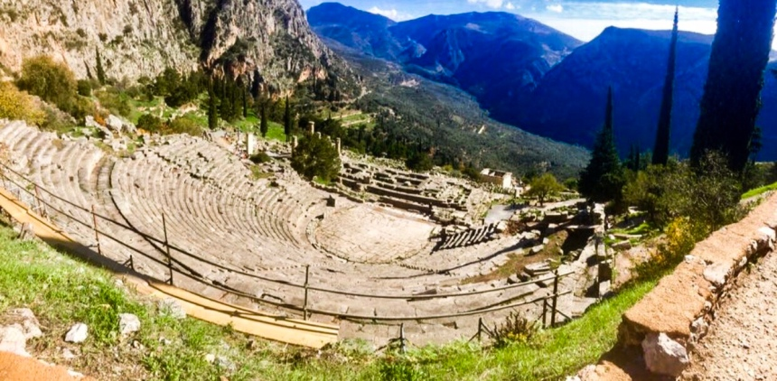 The Theater of Delphi